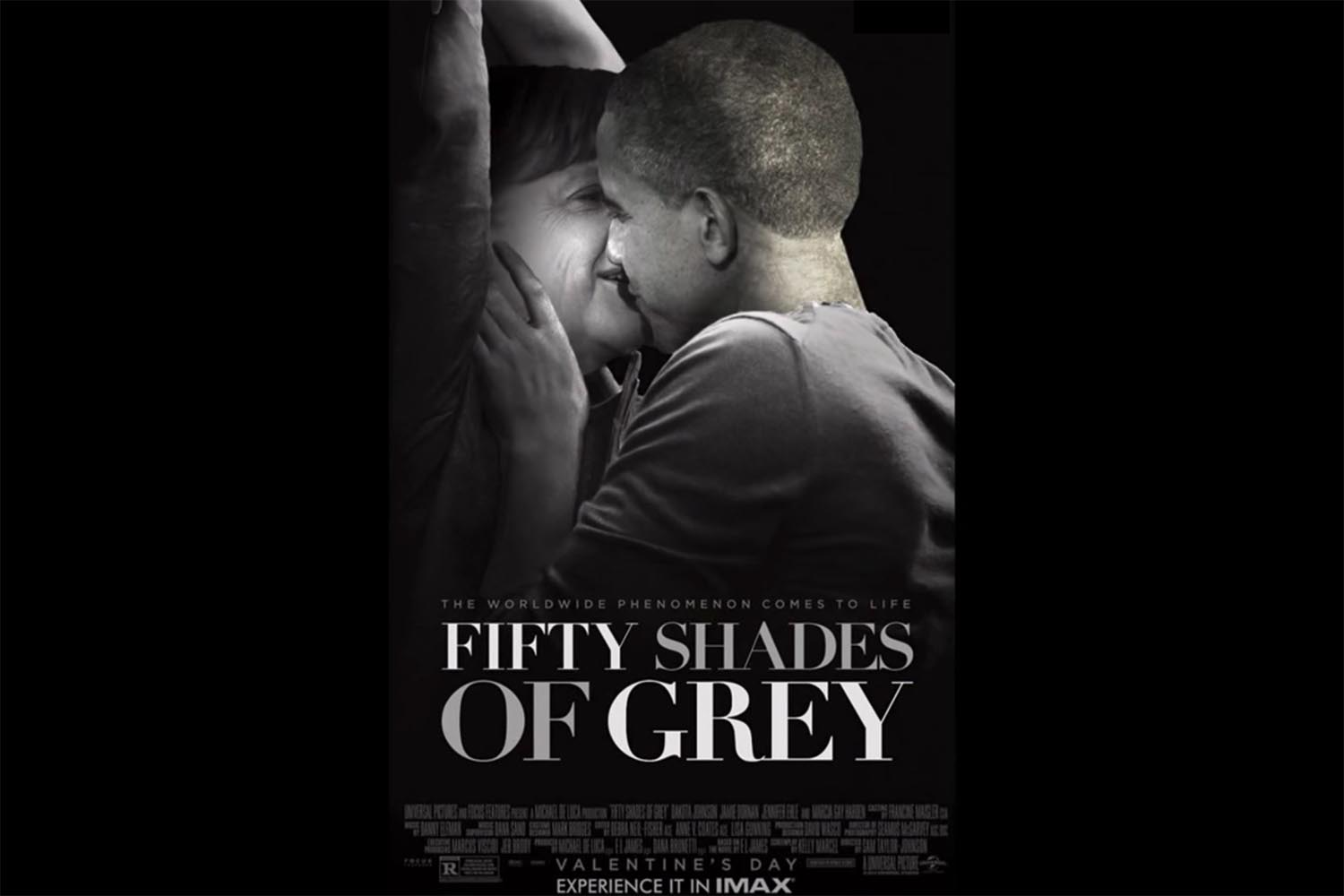 Politicians top 10 fake movie posters capitol geisha for 50 shades of grey movie sequel