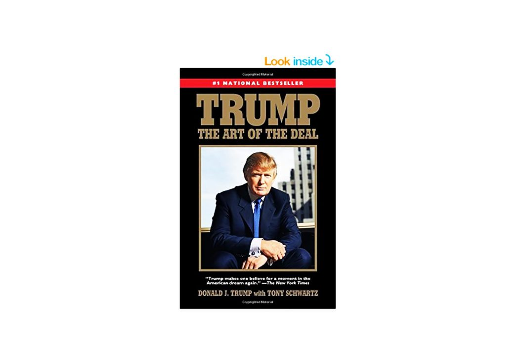 book review donald trump the art of the deal Buy trump: the art of the deal reprint by donald trump, tony schwartz (isbn:  9780399594496) from amazon's book store everyday low  review trump  makes one believe for a moment in the american dream again--the new york.