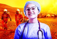 Can Scientists Make Anti-Aging Drugs For Humans On Mars?