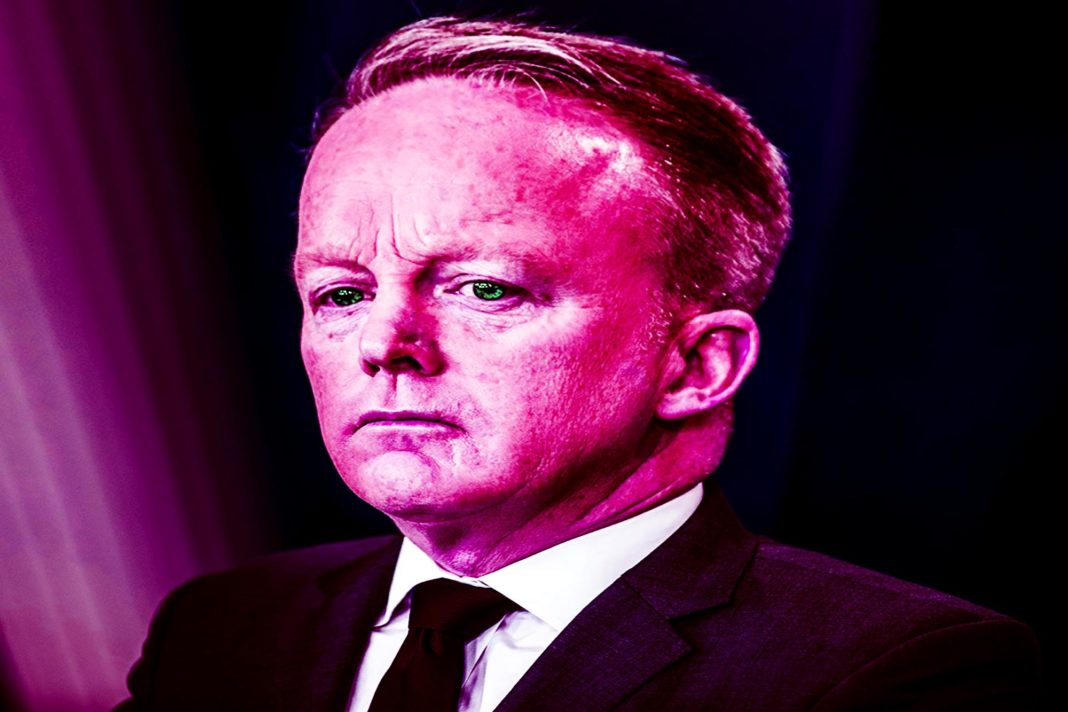 Sean Spicer Committed Suicide Because of Donald Trump
