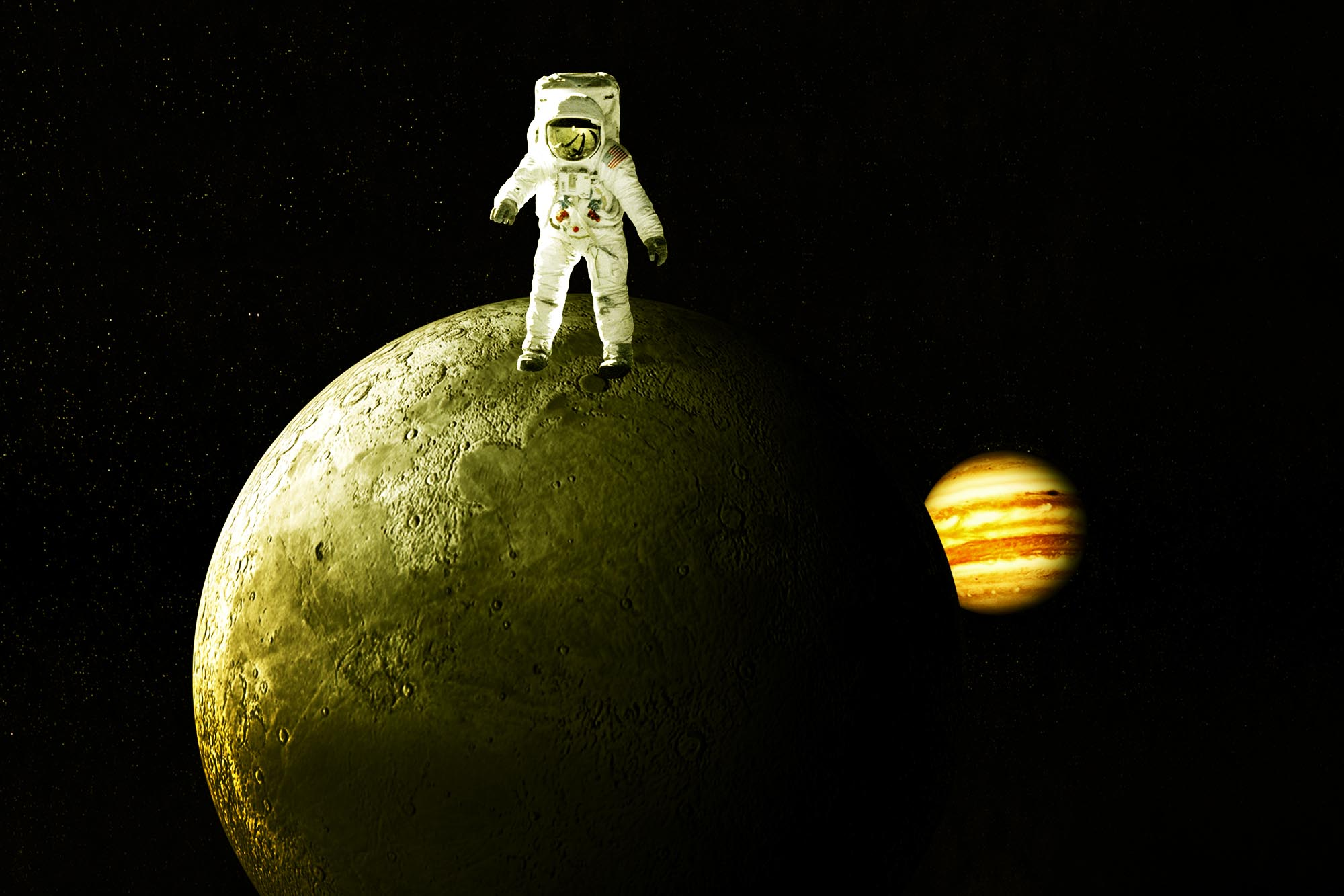 Russian Engineers to Solve Moon Landing Conspiracy