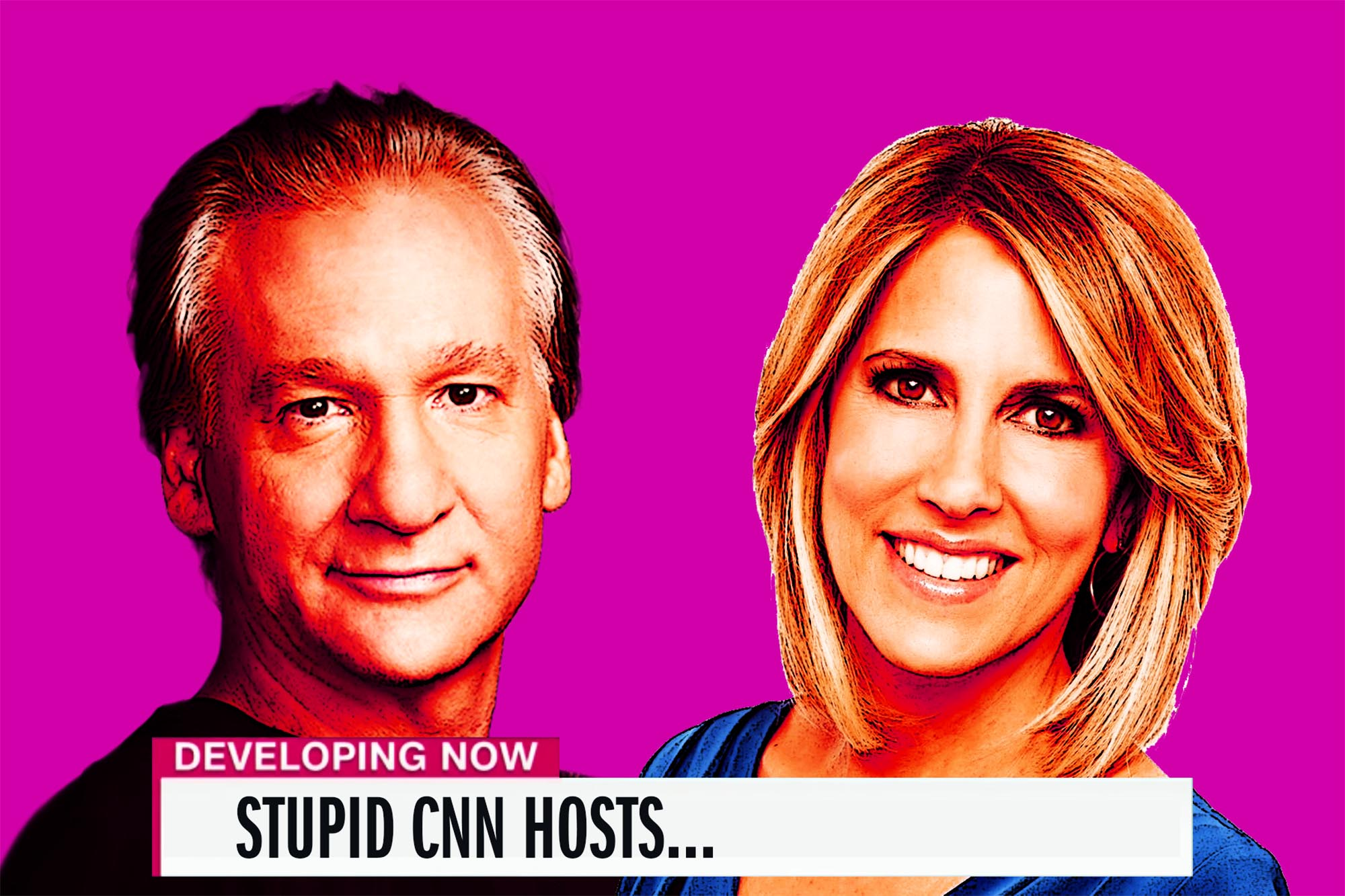 Top 4 Most Stupid CNN Hosts (my own opinion)