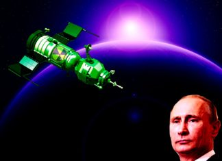 Russian Experts Called American Journalists Stupid Putin and Russia Will Use Nuclear Bomb to Send Humans to Mars?