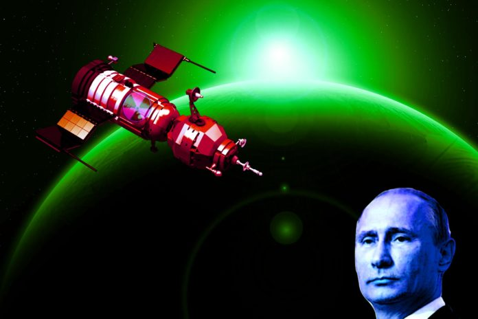 Putin and Russia Will Use Nuclear Bomb to Send Humans to Mars?