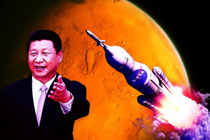 China To Beat NASA in The Moon Race